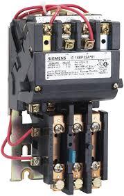 siemens furnas 14dp32aa81 3ph 27 amps nema motor starter