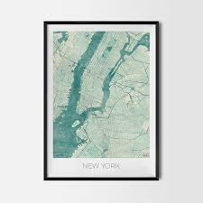 World Map Art Print by City Art Posters Map Posters And Art Prints Gifts For City