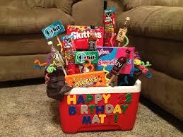 birthday baskets for him birthday gift for your boyfriend couples birthday