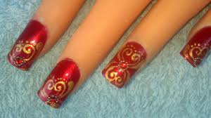 somethings about nail art rhinestone 17 cool nail art designs for the indian bride
