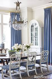 carolina dining room this navy veteran u0027s home salutes america u0027s favorite hues south