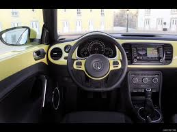volkswagen bug yellow 2012 volkswagen beetle yellow interior hd wallpaper 84