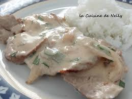 la cuisine de nelly mignon de porc sauce au riesling moutarde et estragon la cuisine