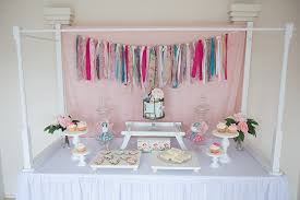 High Tea Party Decorating Ideas Vintage High Tea Party By Design