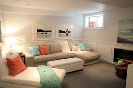 home design interesting white paint wall for basement remodeling