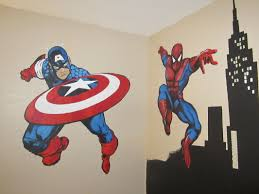 avengers wall mural balloon workz picture