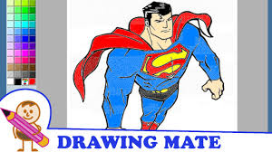 superman coloring pages colouring book sheets kolorowanki