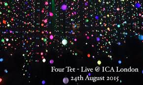 four tet live ica london august 24th 2015 youtube