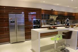 prefabricated kitchen unit quartz stone or stainless steel top