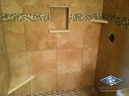 mesa az ceramic shower and floor tile design g s flooring
