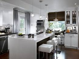 kitchen with island and breakfast bar modern kitchen island with breakfast bar kitchen and decor