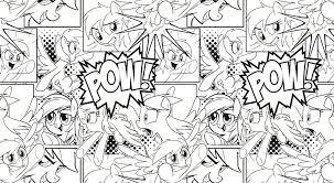 pony creative colouring book amazon uk