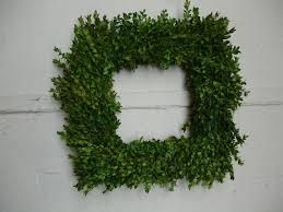 wreaths grave blankets greenery