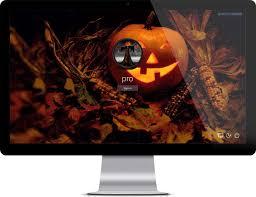 halloween windows 7 theme free download