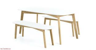 table et banc de cuisine design d intérieur table avec banc cuisine et de luxe dante un set