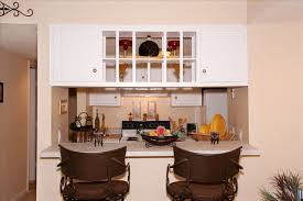 kitchen small kitchen design with breakfast bar drinkware