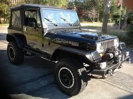 old jeep wrangler 1980 1988 jeep wrangler yj for sale