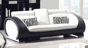 canapé design noir et blanc canape canapé design noir et blanc beautiful canapé velours noir 29
