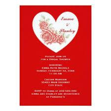 Custom Invites 178 Best Valentines Wedding Invitations Images On Pinterest