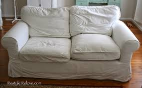 Ikea Use How To Restuff Ikea Ektorp Sofa Cushions Cheap Easy And Quick
