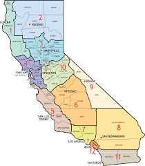 Sonoma State Map by Contact A Caltrans District Office