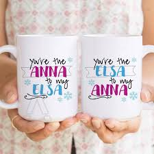 gifts for sister best friend mugs