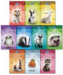 rspca animal rescue pets 10 children u0027s books collection set bad