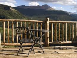 chair rail height