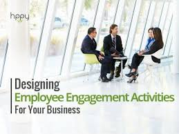 employee engagement activities for your business