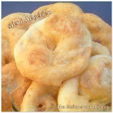 cuisine djouza sfenj ou sfendj beignets ronds algeriens algerian donuts