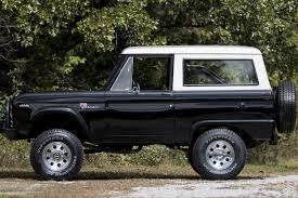 bronco car 2016 sweet 1972 ford bronco is ready to run wild