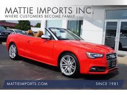 mattie audi fall river ma audi s5 convertible in massachusetts for sale used cars on