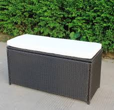 Garden Storage Bench Build by 10 Functional Outdoor Storage Benches Rilane