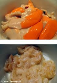 cuisiner corail jacques soupe crémeuse de jacques