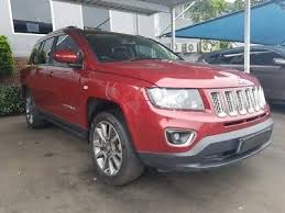 jeep compass limited red currently 8 leather seats jeep compass limited for sale in durban