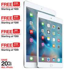 best black friday deals deals on ipads what u0027s the best black friday deal on an ipad