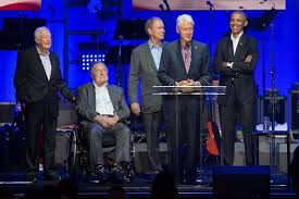 Obama Bill Clinton Meme - george w bush made obama laugh during clinton s speech time