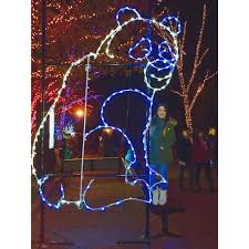 Zoo Light Dc by Zoo Lights At The Smithsonian National Zoo In Dc Just Trying To