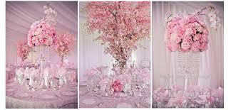 interior design pink wedding theme decorations room design plan