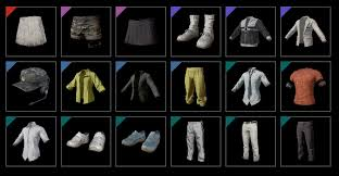 pubg yellow tracksuit here are all the items available in the gamescon invitational
