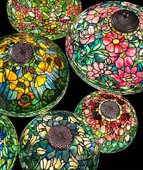 stained glass l shades only 551 best tiffany lamps images on pinterest tiffany ls