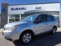 green subaru forester 2016 feature pre owned vehicles at clay subaru vehicles for sale in