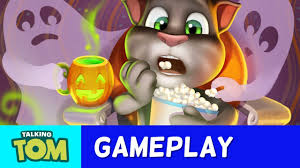 halloween drinking games halloween magic in my talking tom new update youtube
