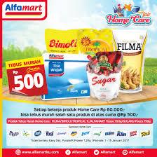Minyak Goreng Tropical Di Alfamart alfamart promo heboh tebus murah cuma rp 500 giladiskon