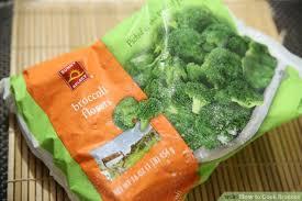 cuisiner brocoli easy ways to cook broccoli wikihow