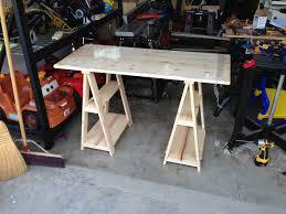 furniture brilliant sawhorse lowes furniture design for brace