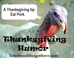thanksgiving humor bottom fifties get fierce