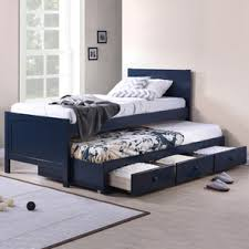 Single Bed Frame With Trundle Trundle Beds Check 5 Amazing Designs Buy Ladder