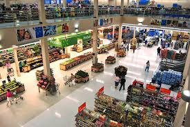 Walmart Supercenter Floor Plan by Crossgates Commons Wikipedia