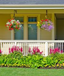Front Porch Landscaping Ideas by Front Porch Landscape Design Ideas Wrap Around Front Porch